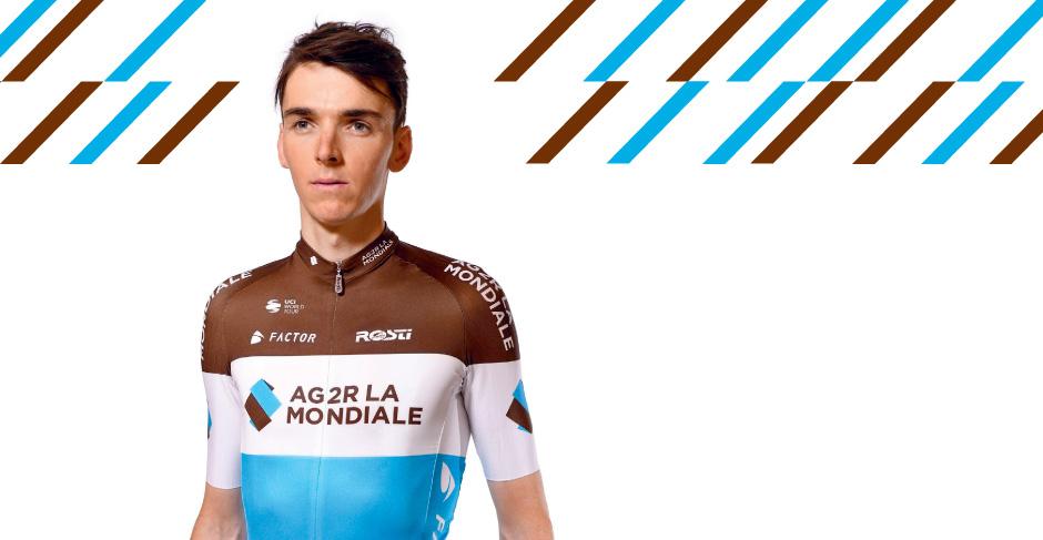 2018 : Un nouveau maillot pour de nouvelles aventures / 2018: A new jersey for new adventures