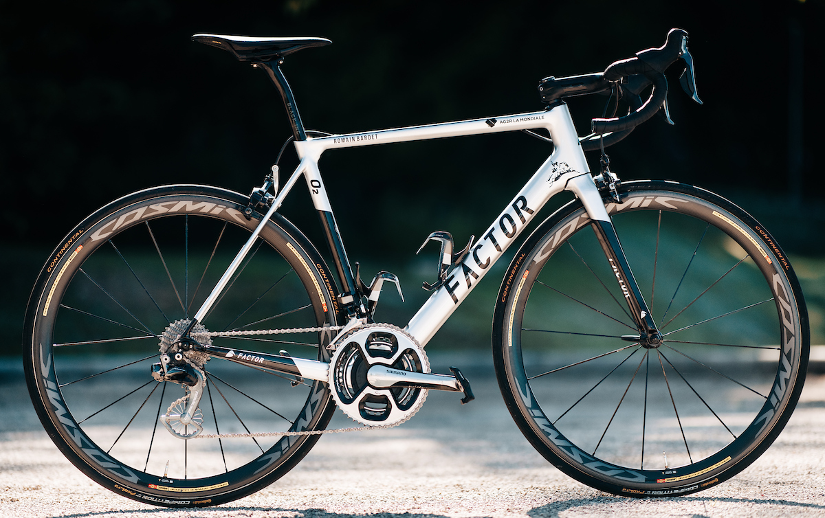 Drawing Calendar 2018 : Factor bikes two special editions for the tour de france